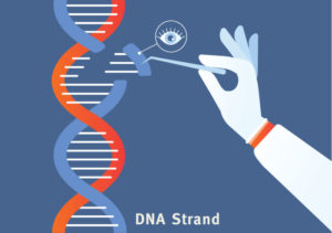 DNA and the Eyes